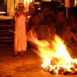 ケチャ ダンス &ファイアーダンスが迫力のウブド ダラム寺院