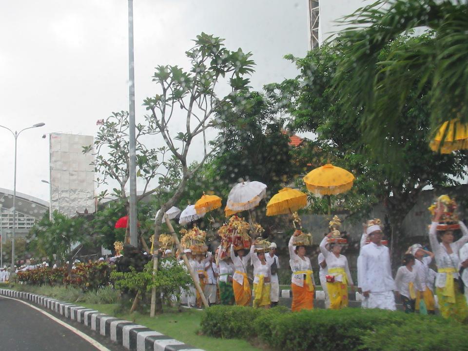 バリ島を、ニュピ(お正月)に旅するステキ