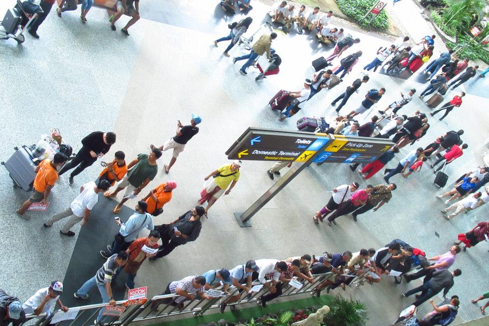 バリ島 デンパサール空港案内 楽しみ方色々